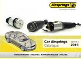 Air Springs Car Catalogue 2016
