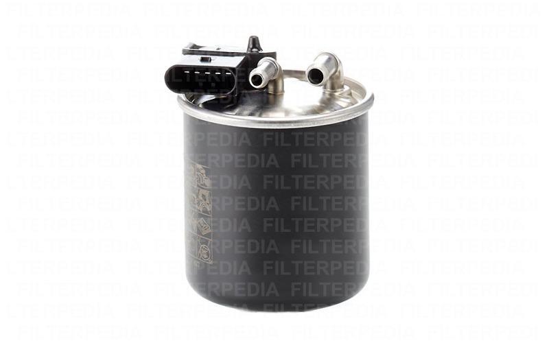 Filtron carburant filtre pp840//1 pour MERCEDES-BENZ